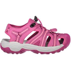 CMP Campagnolo Aquarii Chaussures de randonnée Enfant, hot pink